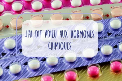 Adieu hormones