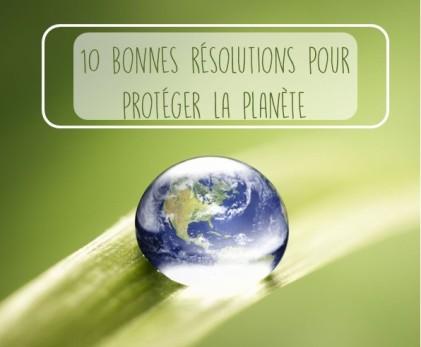 titre article résolutions environnement